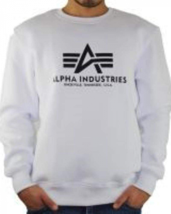 PACK 10 Alpha Industries Men's Sweatshirts 0