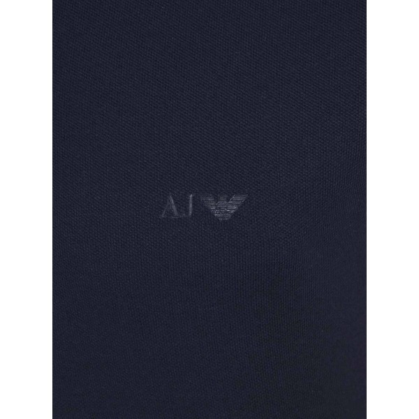 PACK 10 ARMANI JEANS Classic Polo Shirt Navy Muscle fit 1