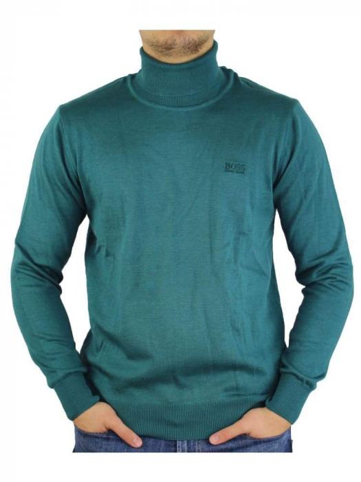 BOSS Pullover barbatesc- rollneck [0]