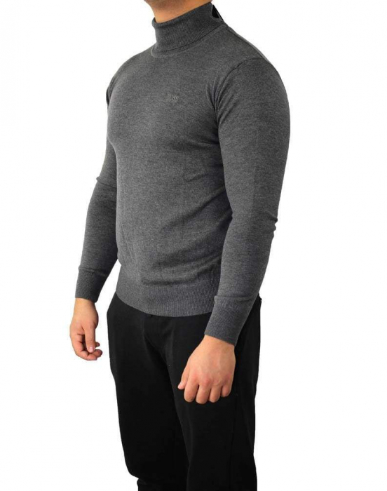 PACK 10 BOSS Rollneck Men's Pullover 3