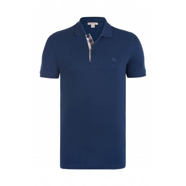 PACK 10 BURBERRY Hartford Polo Shirt in Dark Teal 0