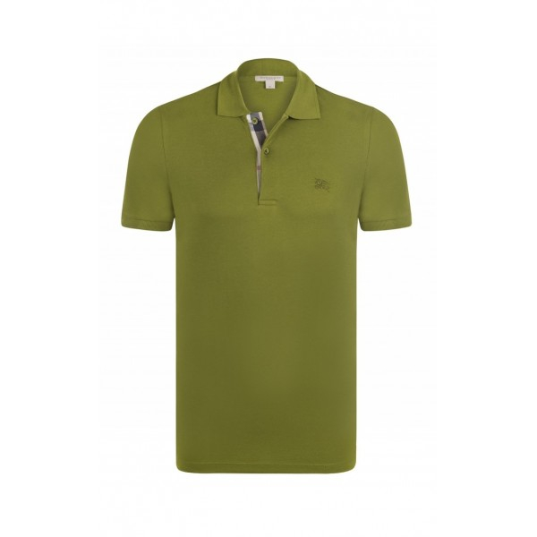 PACK 10 BURBERRY Hartford Polo Shirt in Green 0
