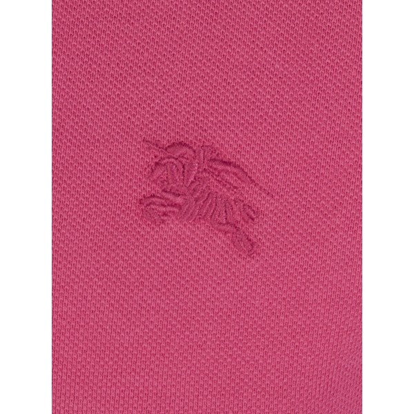 PACK 10 BURBERRY Hartford Polo Shirt in Raspberry Sorbet 2