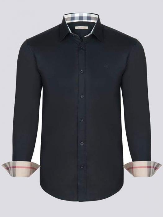 PACK 10 Burberry Men's Shirt Black 0