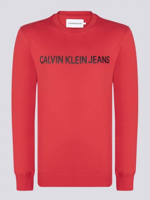 Bluză de molton Calvin Klein Jeans [0]
