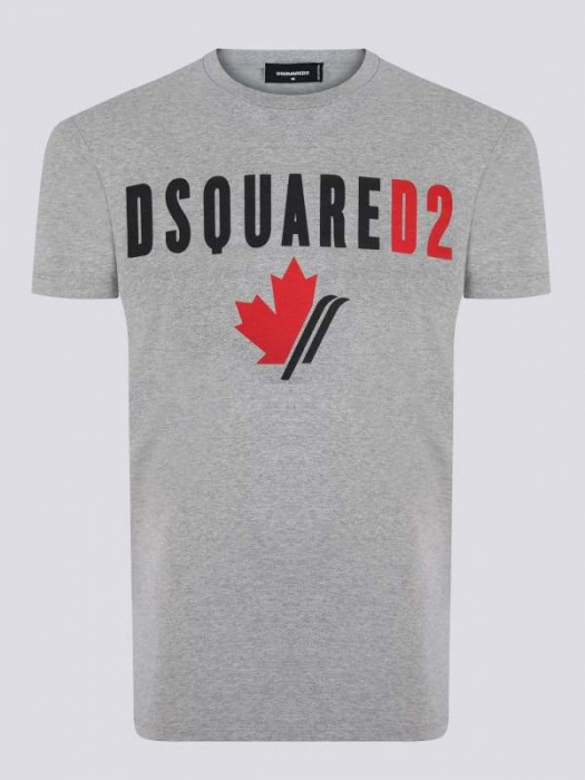PACK 10 Dsquared2 Men's T-Shirts Gray 0