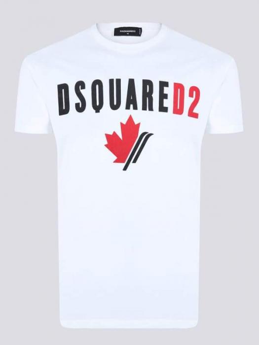 PACK 10 Dsquared2 Men's T-Shirts White/Black/Red 0