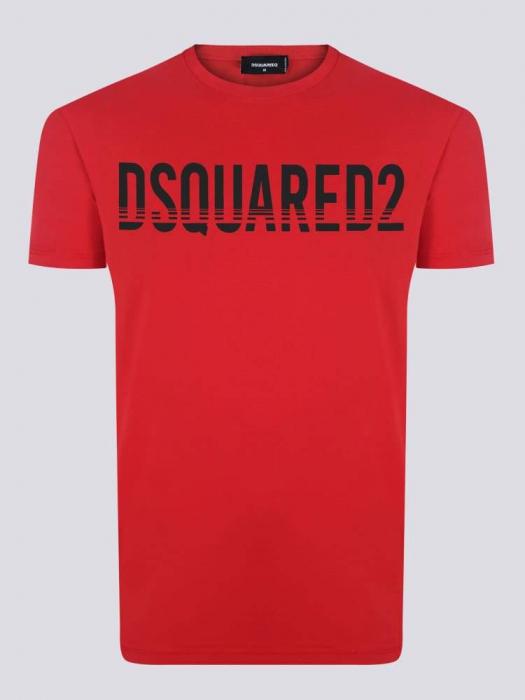 Tricou cu decolteu rotund(crew neck) Dsquared2 [0]