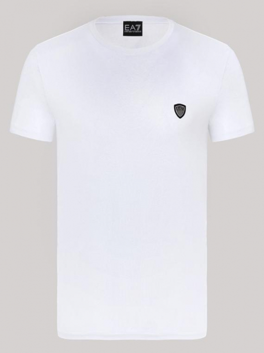 Tricou barbatesc Emporio Armani,alb [0]