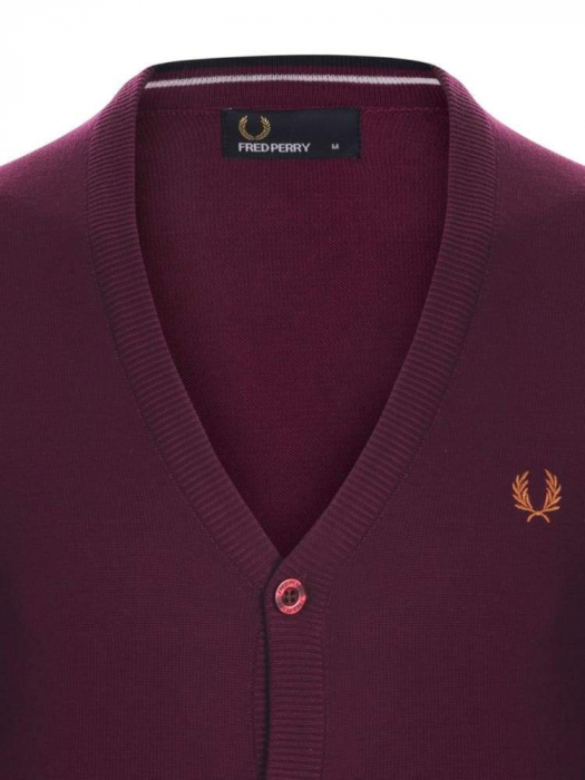 Classic Cardigan Fred Perry [1]
