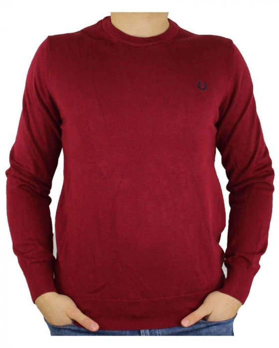 PACK 10 Fred Perry Crew Neck Men's Pullover 0