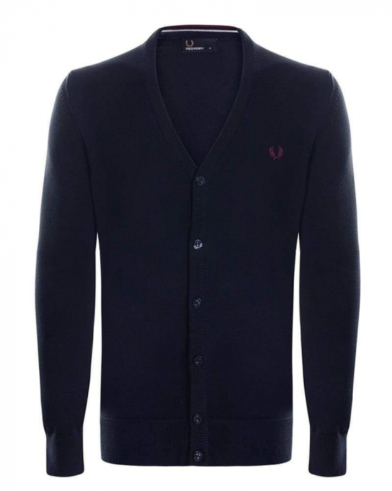 PACK 10 Fred Perry Men's Cardigan 2