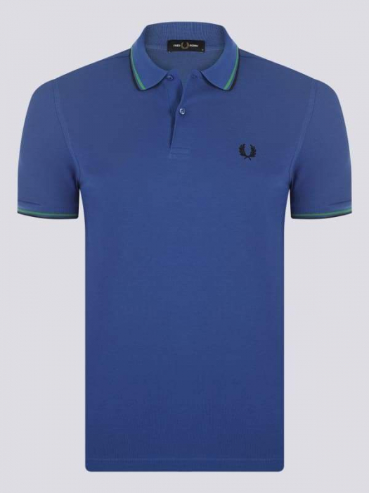 PACK 7 Fred Perry Men's Polo Blue 0