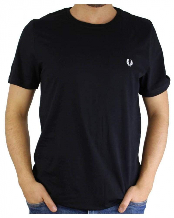 PACK 10 Fred Perry Men's T-Shirt Crew Neck 4