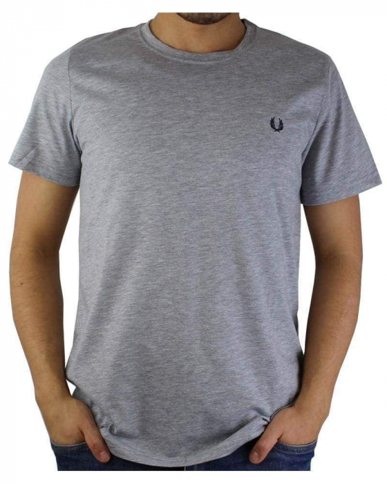 PACK 10 Fred Perry Men's T-Shirt Crew Neck 1