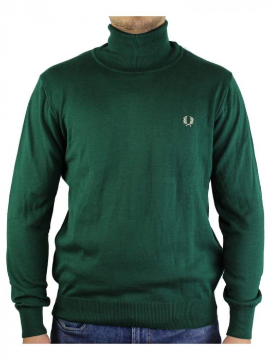 Fred Perry pullover barbatesc- rollneck [0]