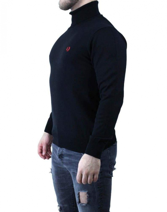 PACK 10 Fred Perry Rollneck Men's Pullover 2