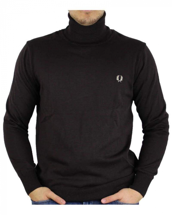 PACK 10 Fred Perry Rollneck Men's Pullover 4