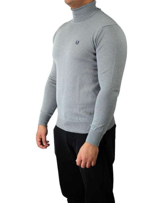 PACK 10 Fred Perry Rollneck Men's Pullover 3