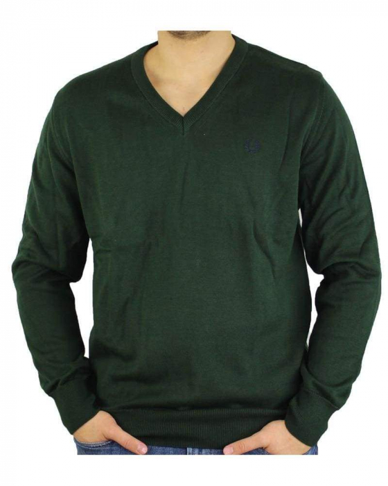 PACK 10 Fred Perry V Neck Men's Pullover 1