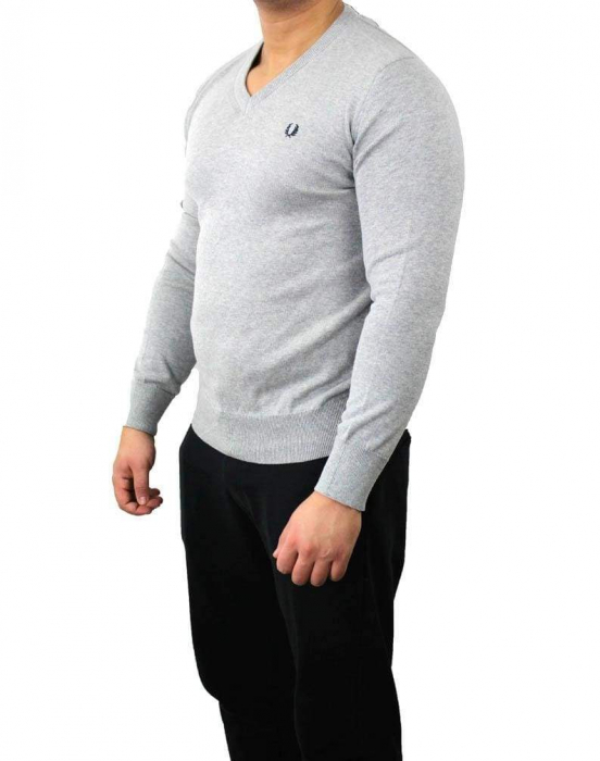 PACK 10 Fred Perry V Neck Men's Pullover 5