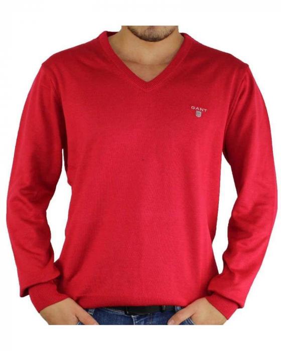 PACK 10 Gant Men's Pullover V - Neck 1