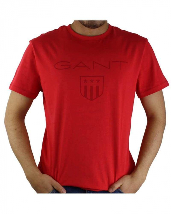 PACK 10 Gant Men's T-Shirts 2