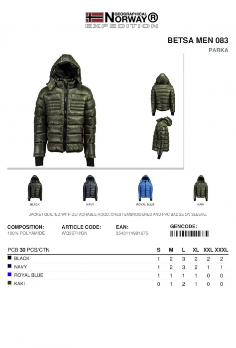 PACK 30 GEOGRAPHICAL NORWAY  GECI ASORTATE 2