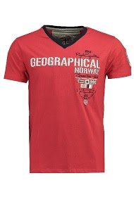 PACK 30 T-Shirt SS assorti  GEOGRAPHICAL NORWAY 1