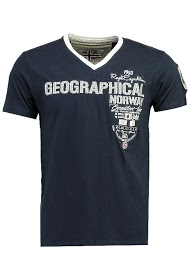 PACK 30 T-Shirt SS assorti  GEOGRAPHICAL NORWAY 2