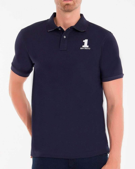PACK 10 Hackett London Men's Polo Shirts Custom Fit 2