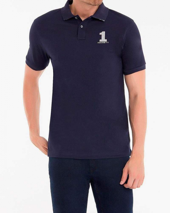 PACK 10 Hackett London Men's Polo Shirts Slim Fit 2