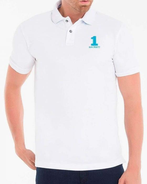 PACK 10 Hackett London Men's Polo Shirts Slim Fit 1