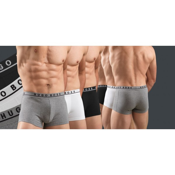 Pack with 72 / 3 packs HUGO BOSS BOXER, Low Rise Trunks 0