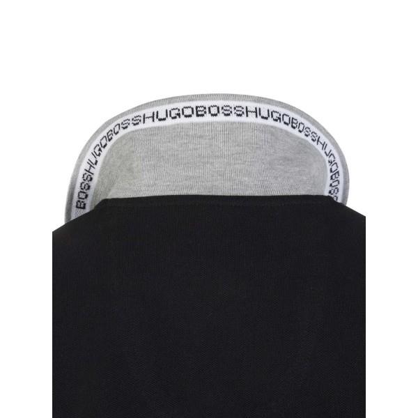 PACK 10 HUGO BOSS GREEN Label Poloshirt Paddy - Black_3 3