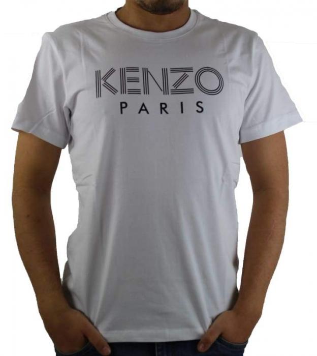 PACK 10 Kenzo Men's T-Shirt White 0