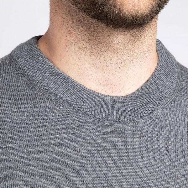 PACK 5 KENZO - Tiger Logo sweatshirt -Gray 1