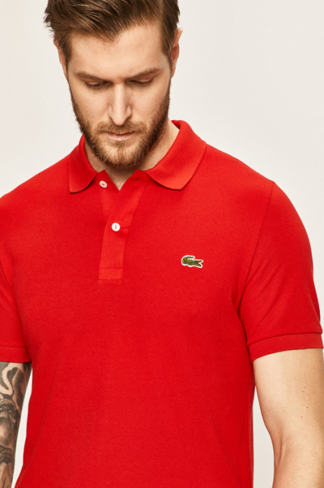 PACK 10 Lacoste Classic Fit Men's Polo Shirts 4