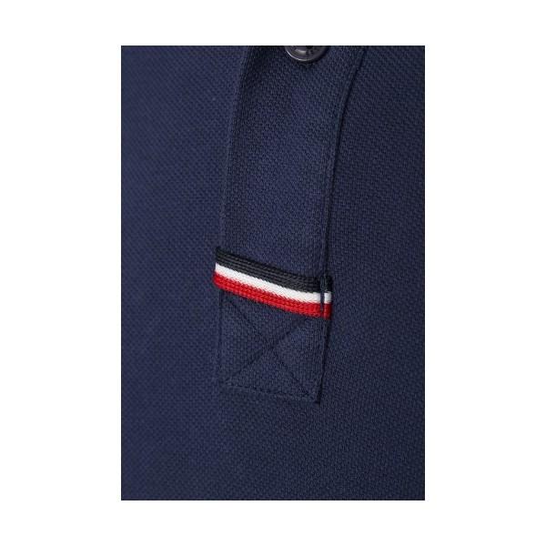PACK 5 MONCLER Poloshirt Men-Navy 1