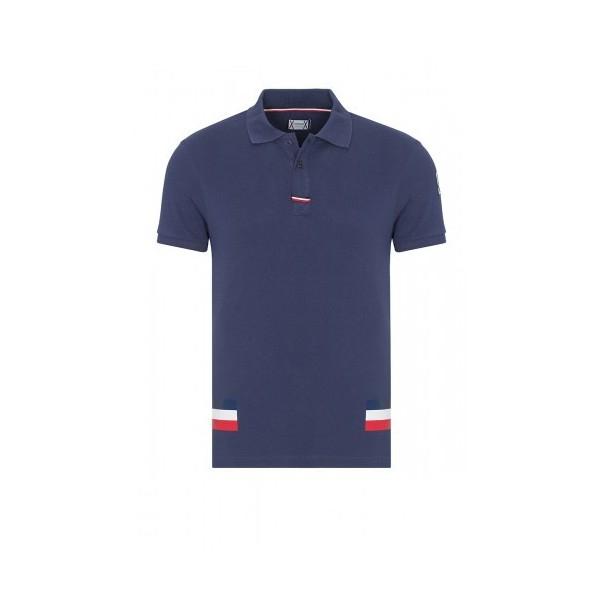 PACK 5 MONCLER Poloshirt Men-Navy 0