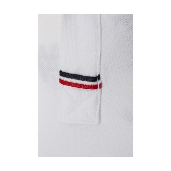 PACK 5 MONCLER Poloshirt Men-White 1
