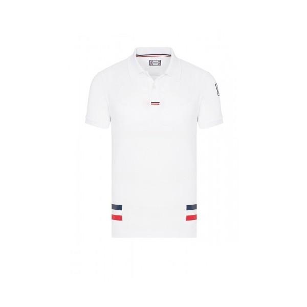 PACK 5 MONCLER Poloshirt Men-White 0