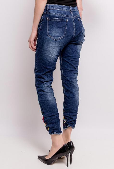 PACK 10 STARBEST women jeans (cu broderie) 3