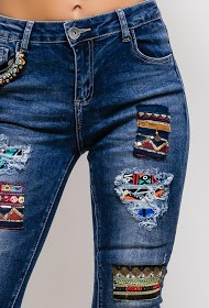 PACK 10 Women Jeans STARBEST 1