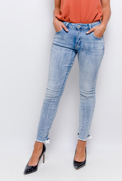 PACK 10 STARBEST Jeans with bow 0