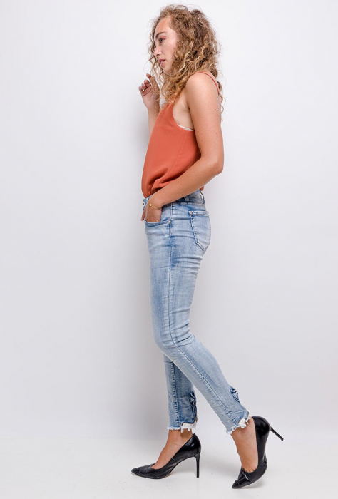 PACK 10 STARBEST Jeans with bow 2