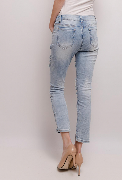 PACK 10 STARBEST women ripped jeans 2
