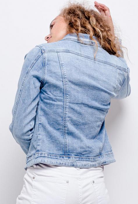 PACK 10 STARBEST Denim jacket with strass 2