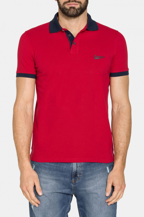 PACK 10 CARRERA-CONTRAST COLORS POLO PIQUET 0