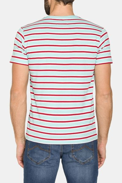 PACK 10 CARRERA-LIGHT JERSEY STRIPED T-SHIRT ROUND NECK 1